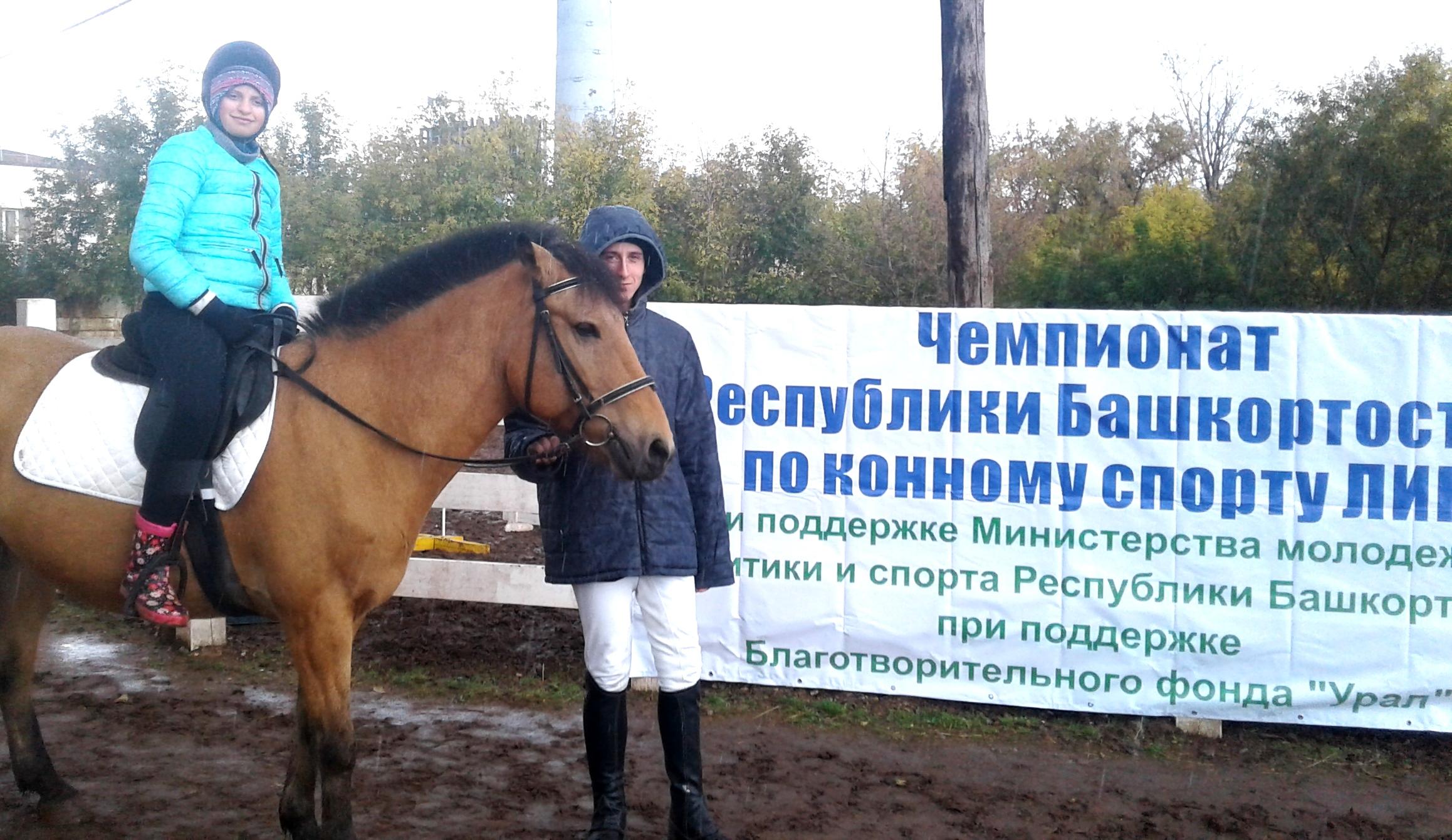 Чемпионат по конному спорту ЛИН