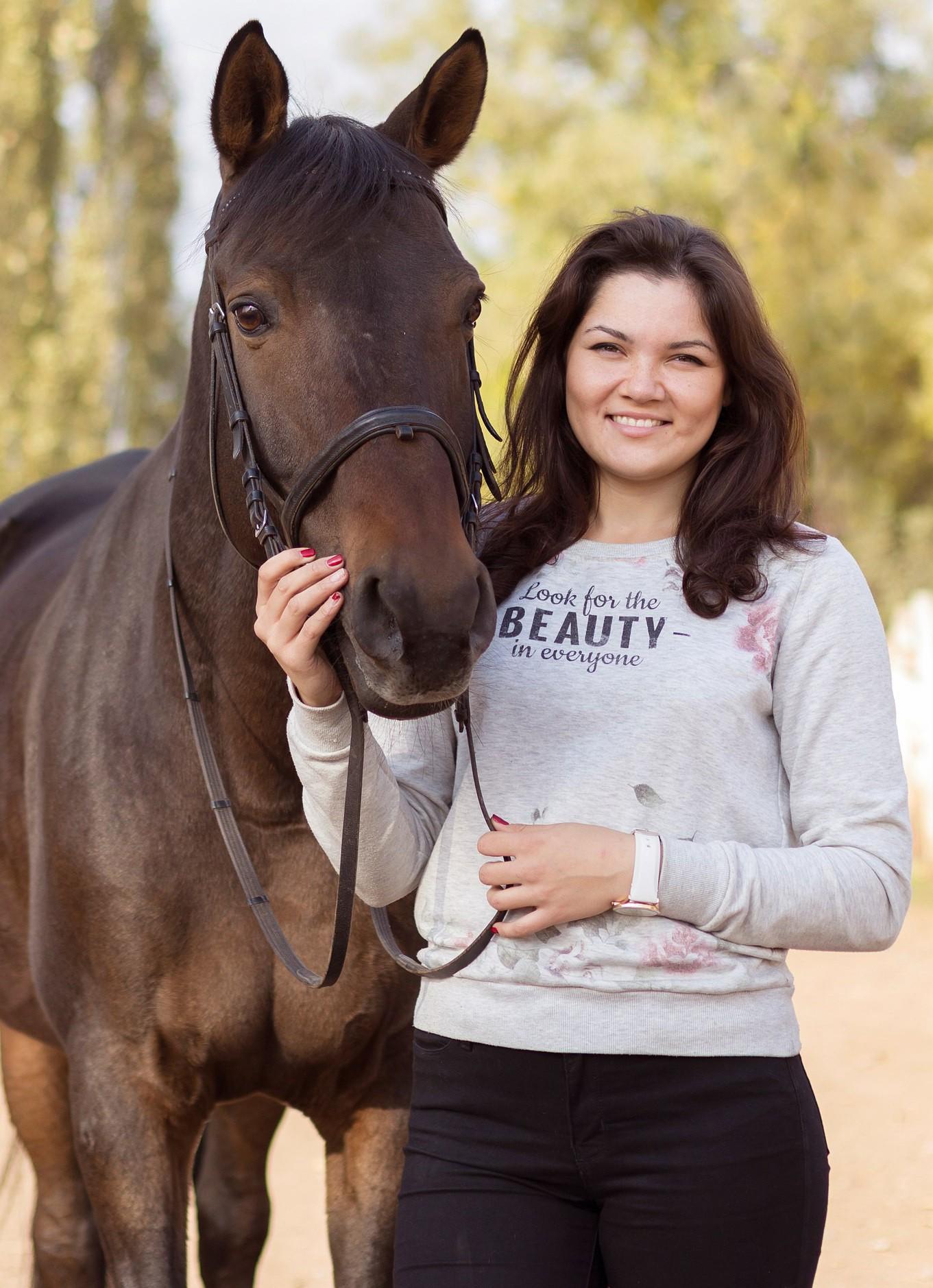 Соболева Ирина Сергеевна - Инструктор по иппотерапии